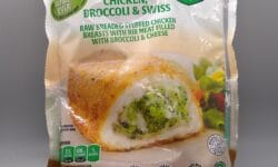 Kirkwood Chicken, Broccoli and Swiss Breaded Stuffed Chicken Breasts