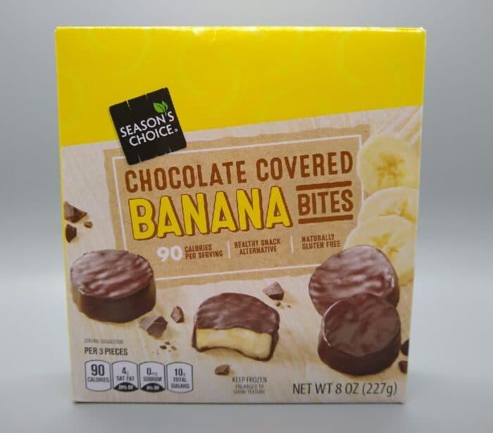 Season's Choice Chocolate Covered Banana Bites