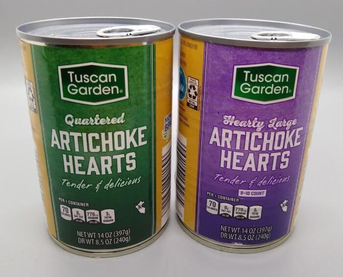 Tuscan Garden Artichoke Hearts