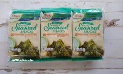 Simply Nature Seaweed Snacks