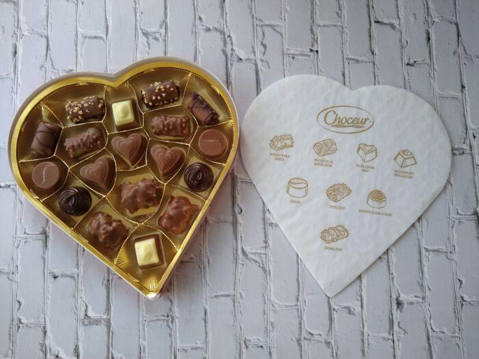 Choceur Premium Chocolate Assortment