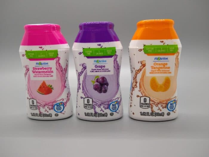 Fit and Active Liquid Water Enhancer