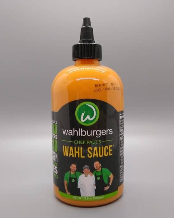 Wahlburgers Gourmet Blend Angus Beef Burgers + Wahl Sauce