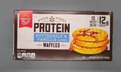 Breakfast Best Protein Buttermilk and Vanilla Waffles