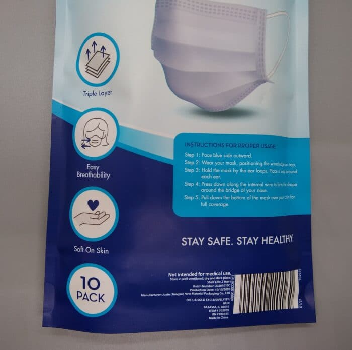 Welby Disposable Face Mask