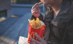 McDonalds and Aldi