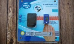 Welby Pulse Oximeter