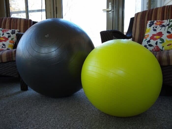 Crane Exercise Ball