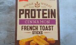 Breakfast Best Protein Cinnamon French Toast Sticks