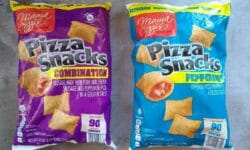 Mama Cozzi's Pizza Snacks