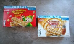 Millville Cereal Treat Bars