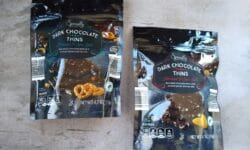 Specially Selected Dark Chocolate Thins