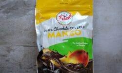 Fuel by Nature Dark Chocolate Covered Mango