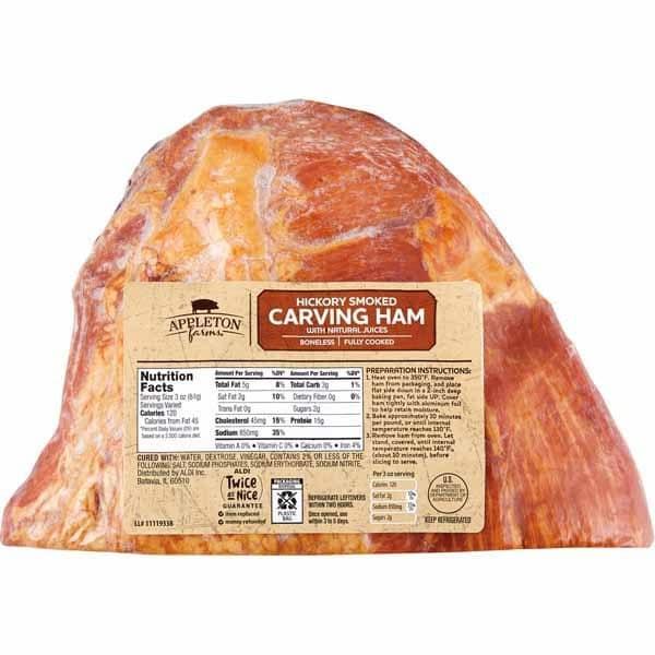 Appleton Farms Carving Ham