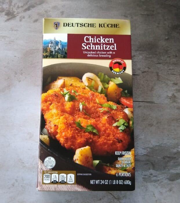 Deutsche Kuche Chicken Schnitzel