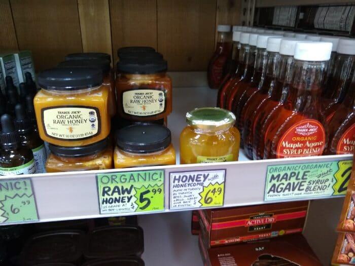Trader Joe's Honey