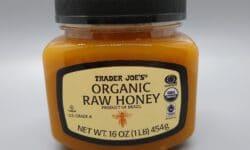 Trader Joe's Organic Raw Honey