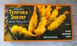 Trader Joe's Tempura Shrimp