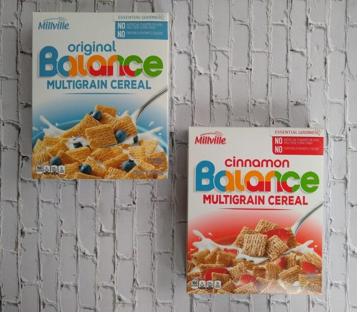 Millville Balance Cereal