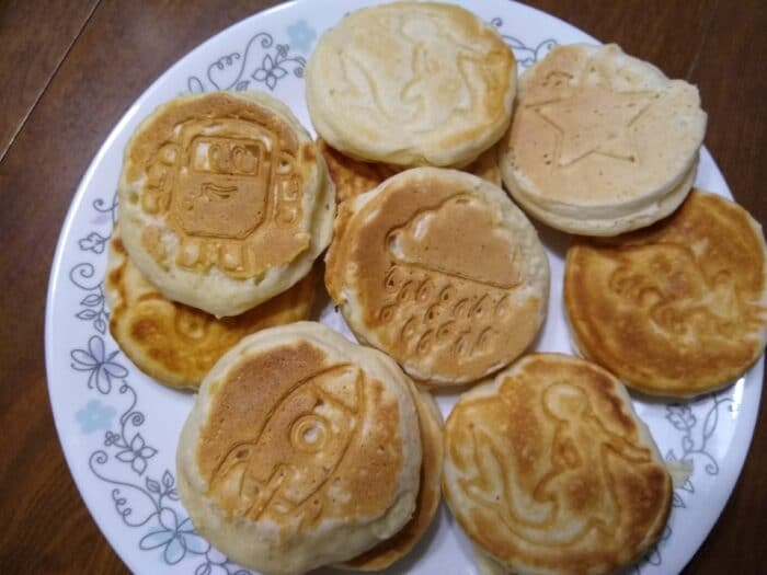 Crofton Pancake Pan