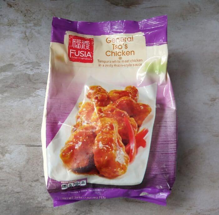 Fusia Asian Inspirations General Tso's Chicken