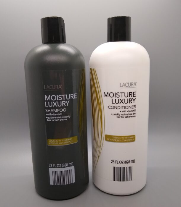 Lacura Moisture Luxury Shampoo and Conditioner