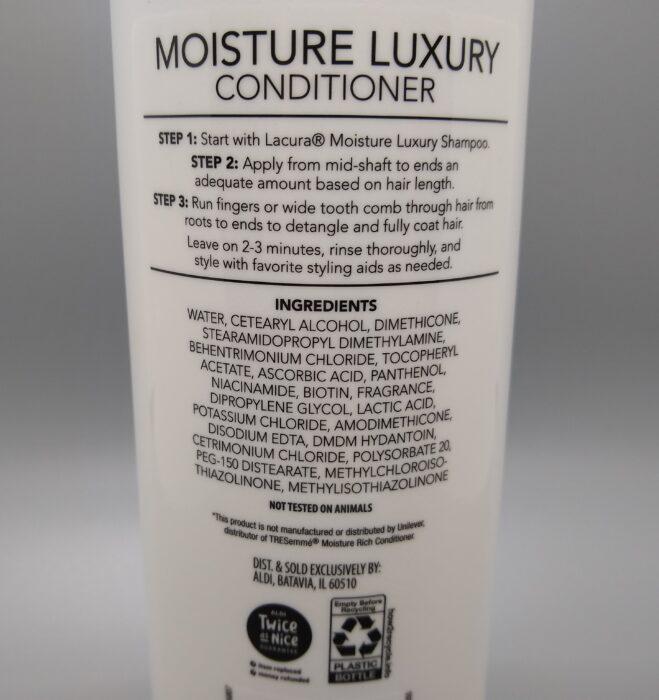 Lacura Moisture Luxury Conditioner