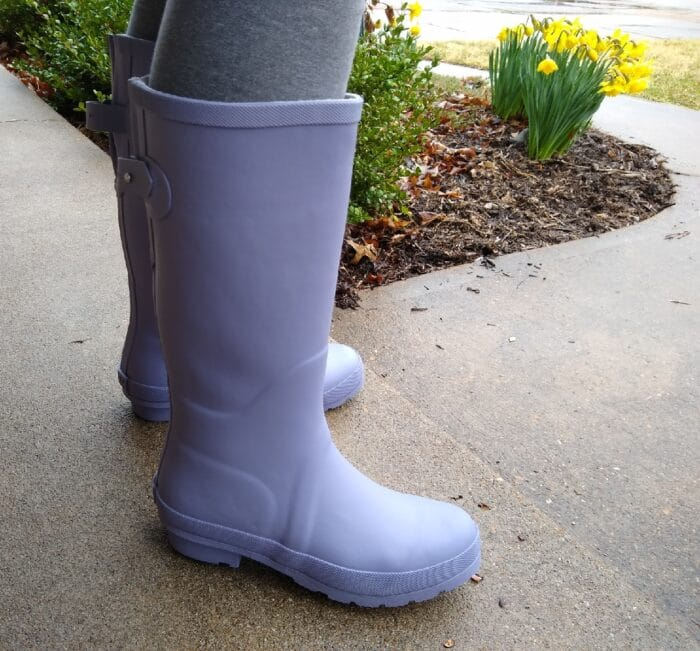 Serra Ladies Rain Boots