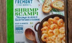 Fremont Fish Market Shrimp Scampi