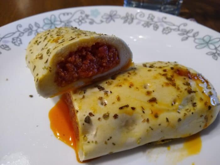 Mama Cozzi's Pepperoni Stromboli