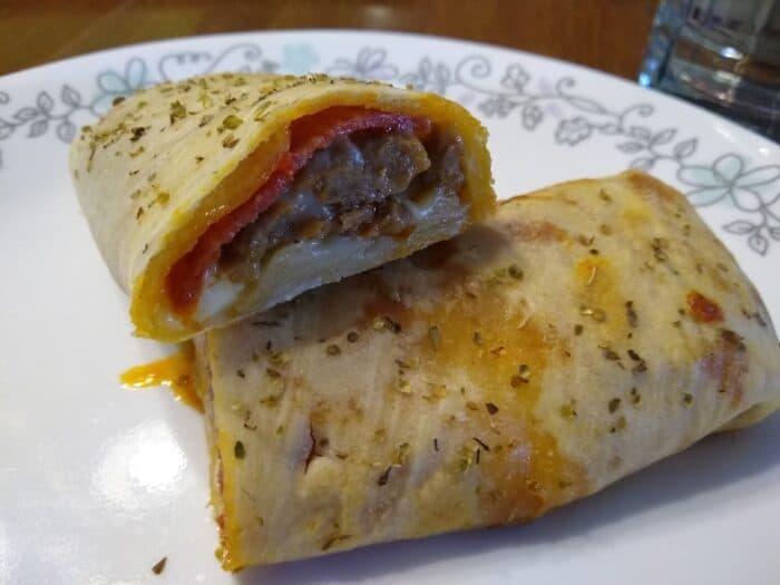 Mama Cozzi's Stromboli
