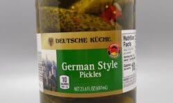Deutsche Kuche German Style Pickles