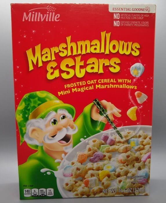 Millville Marshmallows & Stars