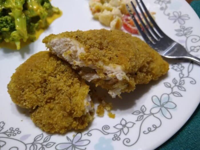 Kirkwood Parmesan Herb Encrusted Chicken Tenders
