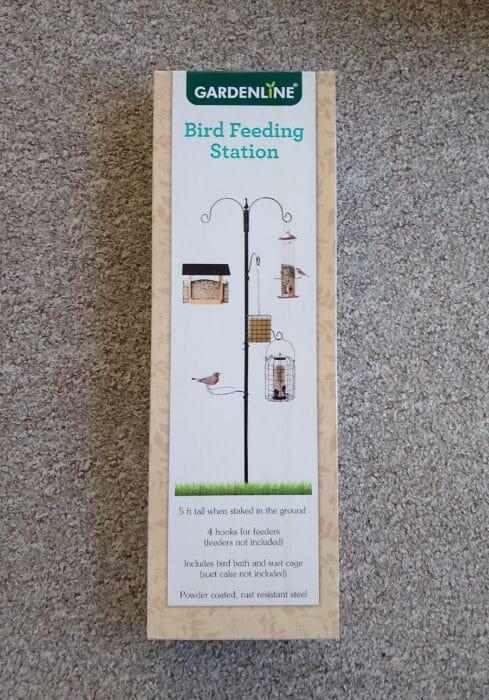 Gardenline Bird Feeding Station