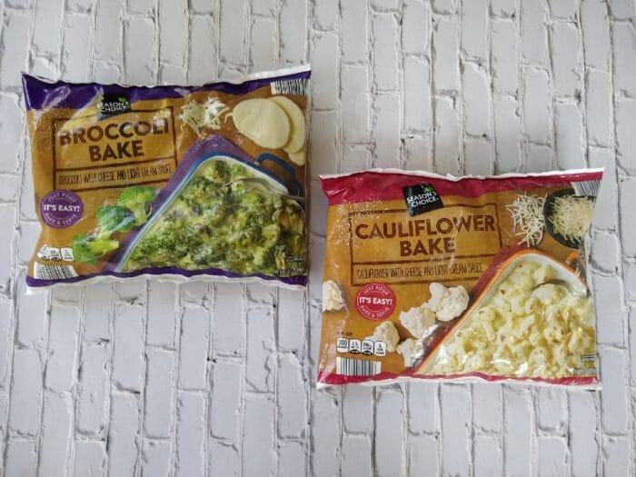 Season's Choice Broccoli Bake or Cauliflower Bake