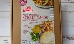 Casa Mamita Pork Carnitas Street Tacos