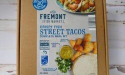 Fremont Fish Market Crispy Fish Street Tacos Complete Meal Kit