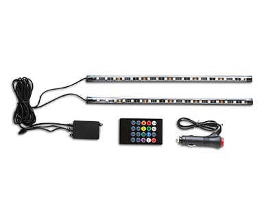 Auto XS LED Light Strips 1