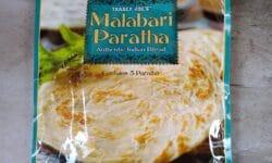Trader Joe's Malabari Paratha
