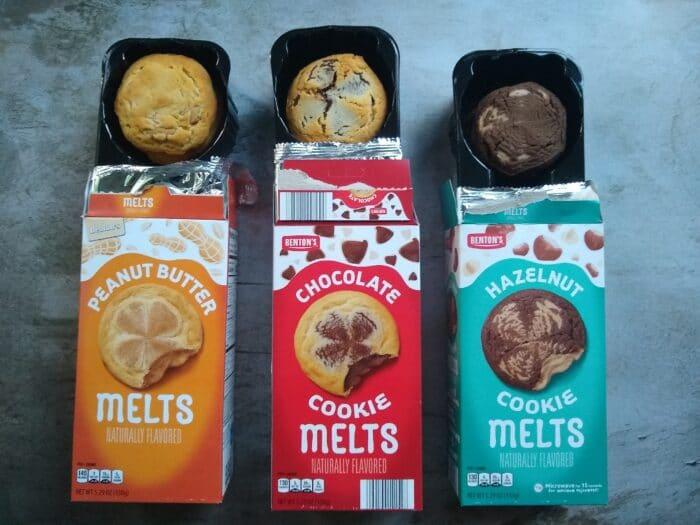 Benton's Cookie Melts