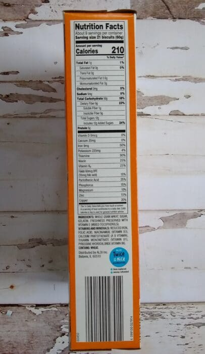Millville Shredded Wheat