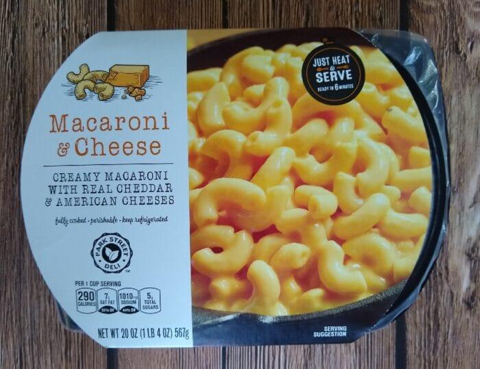 Park Street Deli Macaroni and Cheese