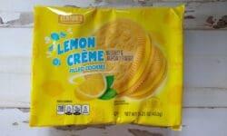 Benton's Lemon Créme Filled Cookies