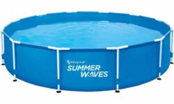 "Summer Waves 12' x 30"" Active Frame Pool"