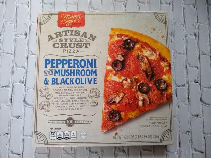 Mama Cozzi's Artisan Style Crust Pizza