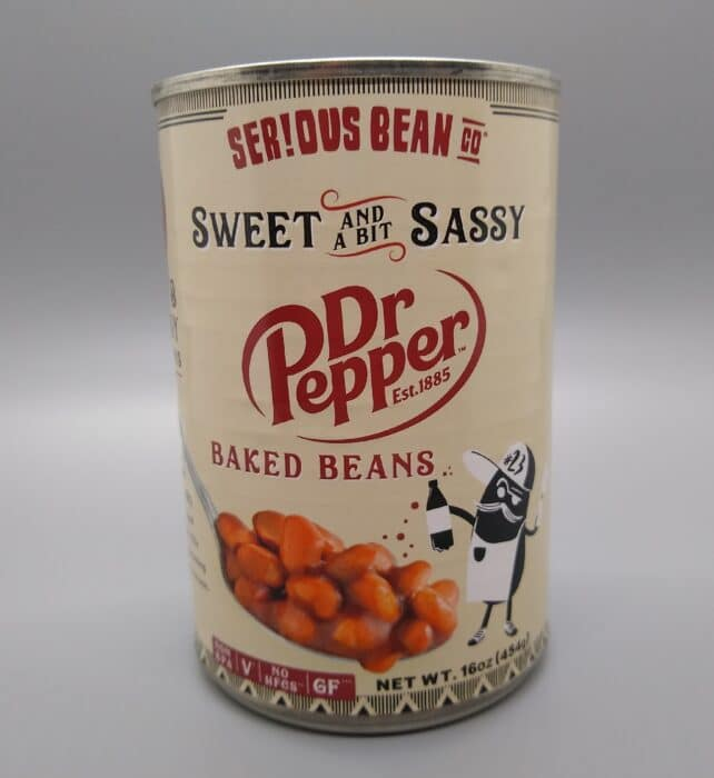 Serious Bean Co. Dr Pepper Baked Beans