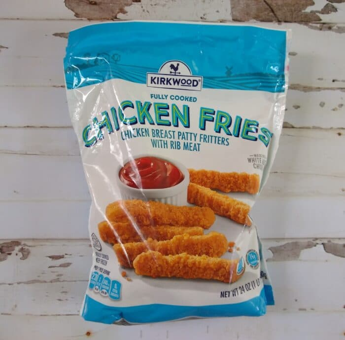 Kirkwood Fully Cooked Chicken Fries