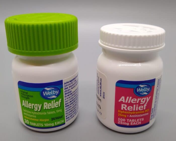 Welby Allergy Relief