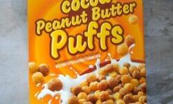 Millville Cocoa Peanut Butter Puffs